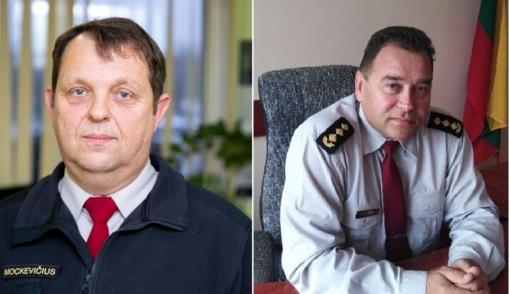 Gaisro byloje įtarimai pareikšti dviem Alytaus ugniagesių vadams