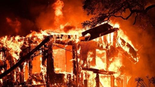 Pernai metais Visagino savivaldybės teritorijoje gaisrų kilo mažiau