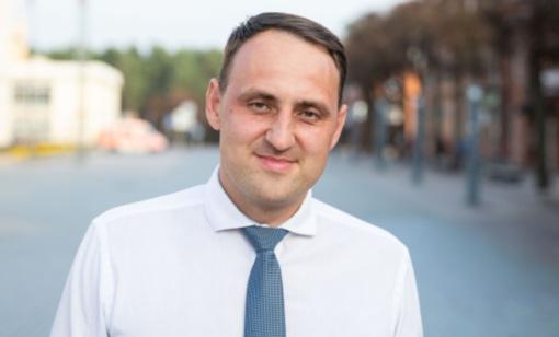 Alytaus socialdemokratams vadovaus meras N. Cesiulis