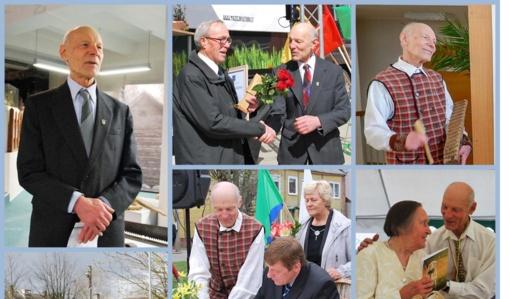 Biržų rajono savivaldybės garbės piliečio vardas – Vabalninko krašto šviesuoliui Algirdui Garbauskui