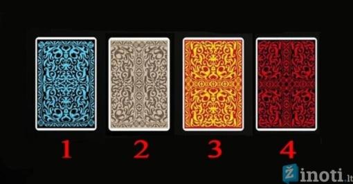 Pasirinkite kortelę ir sužinokite, kokia ateitis jums pranašaujama