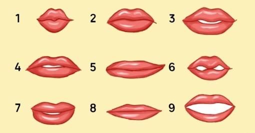 Lūpų forma išduoda, kokia moteris esate. Sužinokite!