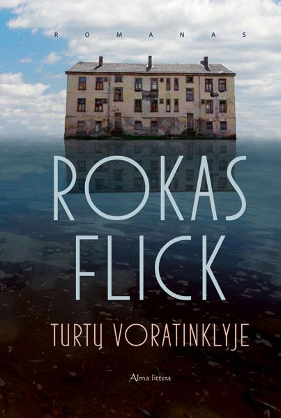 """Roko Flick romano """"Turtų voratinklyje"""" pristatymas"""