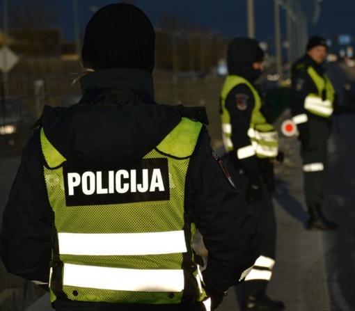 Vilniuje penktadienio vakarą trys neblaivūs vairuotojai pateko į areštinę