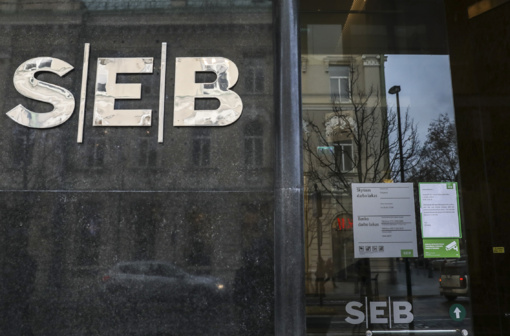 SEB vadovas R. Kvedaras traukiasi, bankui vadovaus S. Gutauskaitė-Bubnelienė