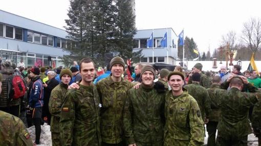 Karys savanoris Martynas: ugniagesio ir kario profesijos išties yra panašios