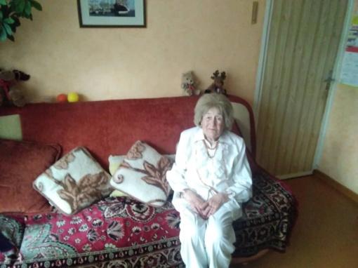 Marta Petrauskiene: Man Lietuva labai brangi
