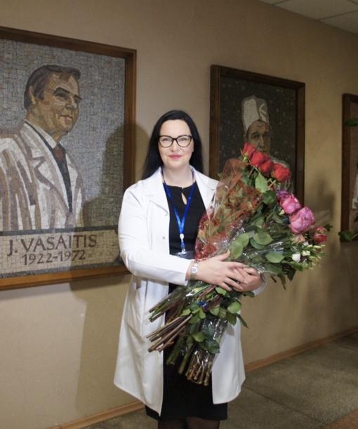 """Dr. Nora Kupstytė-Krištaponė: """"Mano darbas ir gyvenimas yra kardiologija"""""""