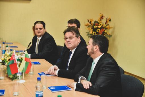 L. Linkevičius su A. Lukašenka nesusitiks