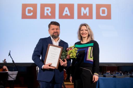 """""""Metų darbovietės""""titulą pelniusi""""Cramo"""":apie darbokultūrospuoselėjimą, nuosavą sporto klubą ir požiūrį įkomandą"""
