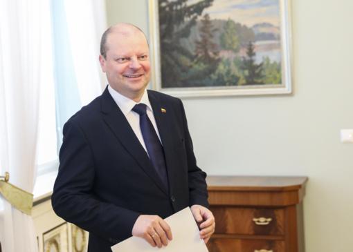 S. Skvernelio apsisprendimo dėl dalyvavimo Seimo rinkimuose R. Karbauskis tikisi iki kovo