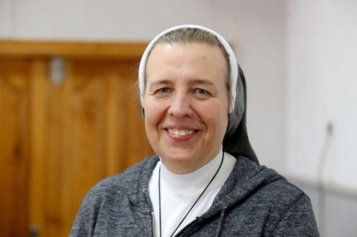 Išskirtinė vienuolė Fausta Palaimaitė –  Nuteistųjų  viltis