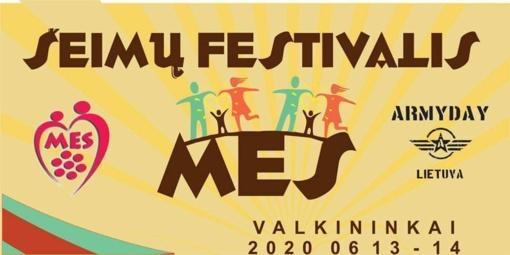 Antrojo šeimų festivalio MES tikslas – apsieiti be vienkartinių indų