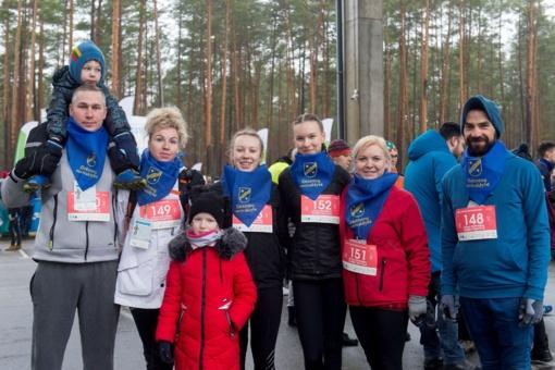 Žiemos sporto festivalyje – gausi Elektrėnų savivaldybės komanda