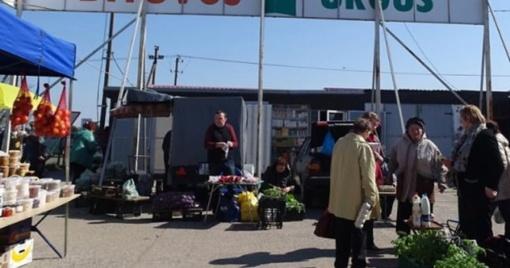 Klaipėdos rajono turgavietėse – pokyčiai