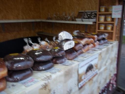 Šventoji Agota ir mintys apie duoną