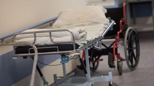 Ligoninės priimamajame mirė iš darbo vietos atvežtas vyras