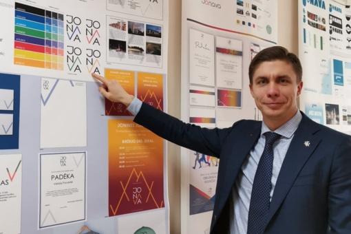 Išrinktas Jonavos logotipo konkurso nugalėtojas