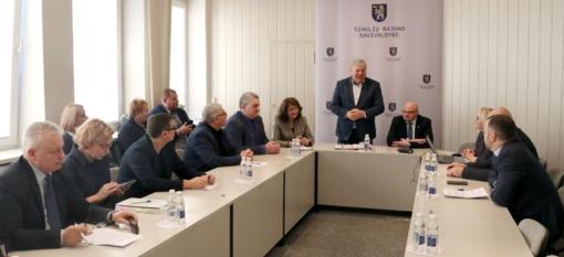 Šiaulių rajono savivaldybės vidaus sandorių aktualijos