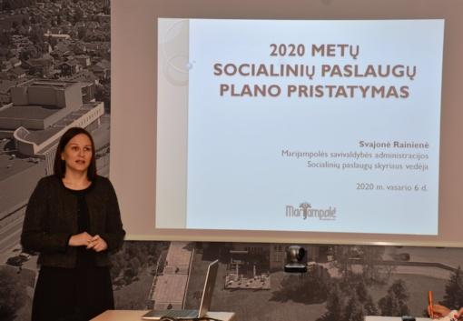 Marijampolės savivaldybės 2020 metų socialinių paslaugų planas