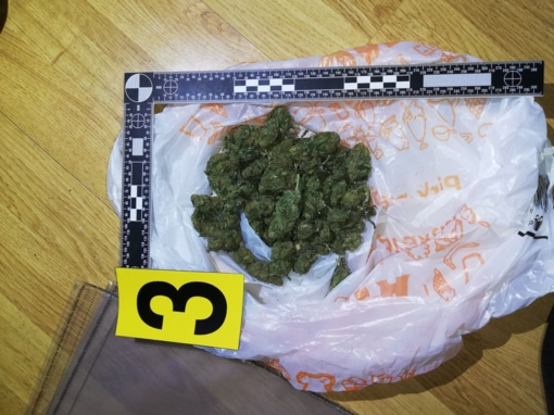 Marijampolės apskrities policijos akiratyje – narkotinių medžiagų platintojai