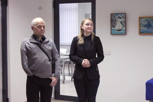 """ŠU bibliotekoje – S. Drovosekovo """"Gamtos grožis"""""""