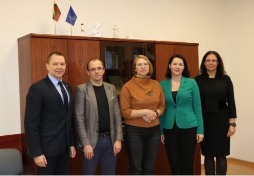Rajono vadovai akcentavo kryptingą bendradarbiavimą saugant kultūros paveldą