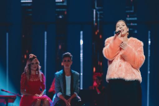 """Buvusi Lilas & Innomine vokalistė Justina Stankevičiūtė """"Lietuvos balse"""": """"Iki šiol stengdavausi išlikti incognito"""""""