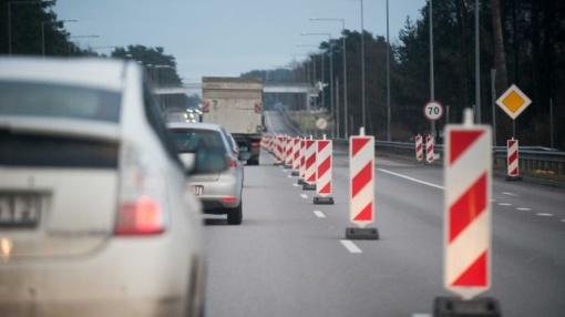 Kelių priežiūrai skirtos lėšos naudojamos ne pagal paskirtį
