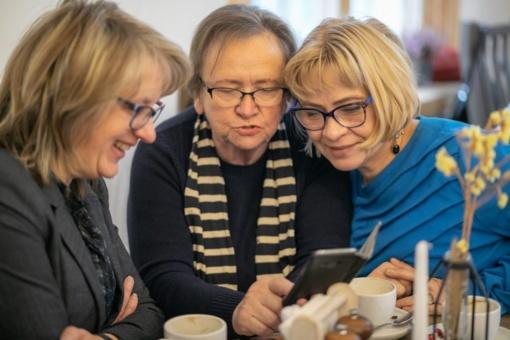Vilnius kviečia senjorus mėgautis aktyviu laisvalaikiu – siūlo daugiau kaip 25 veiklas
