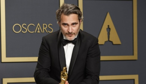 "Abejingų nepalikusi Joaquin Phoenix kalba ""Oskarų"" įteikimo ceremonijoje"