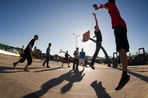 Vilnius paskelbė sporto projektų konkursą: šiemet parama sportui dvigubai didesnė
