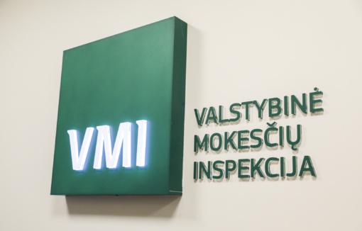 Nustačius COVID-19 atvejį, dezinfekuojamos VMI patalpos Tauragėje ir Klaipėdoje