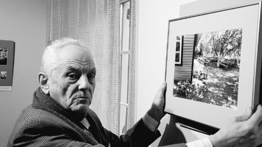 """Penktadienį atidaroma Ričardo Dailidės fotografijų paroda """"Čiurlionio namų trauka"""""""
