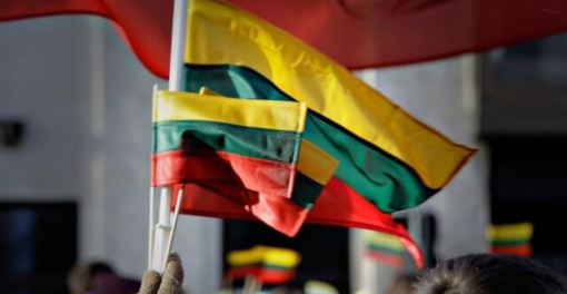 Vasario 16-tąją iškelkime valstybės vėliavą!