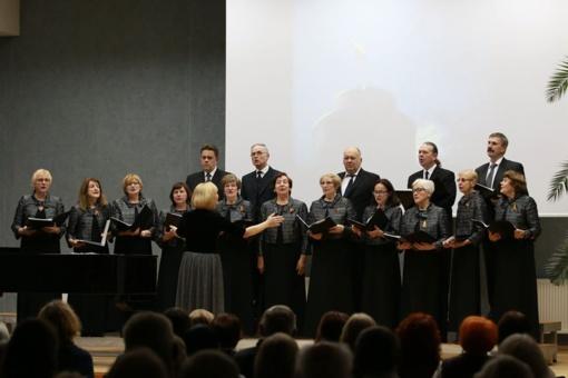 """Vasario 16-osios renginiai Šiauliuose prasidės tradiciniu koncertu """"Lietuviais esame mes gimę"""""""