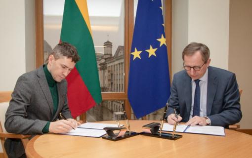 Lietuvos pristatymo užsienyje strategiją kurs vieni geriausių rinkodaros ir ženklodaros ekspertų