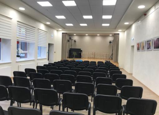 Bukonių kultūros centro pastato atnaujinimas ir pritaikymas bendruomenės poreikiams