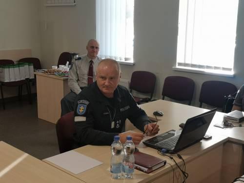 Policija ragina susirūpinti eismo saugumu miesto gatvėse