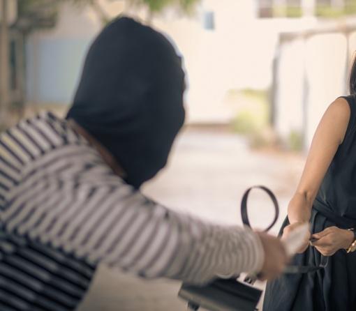 Tauragėje iš moters pavogti pinigai ir dokumentai