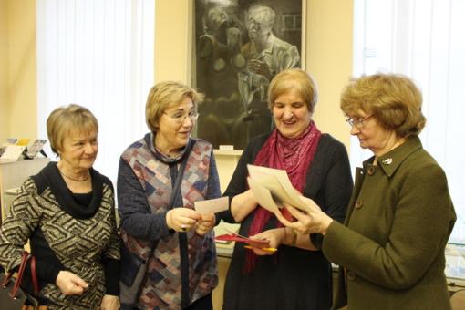 Paminėtas Juliaus Janonio gimnazijos muziejaus penkiasdešimties metų jubiliejus