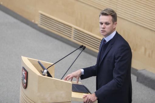 G. Landsbergis pasveikino prezidento sprendimą neskirti L. Savicko ministru