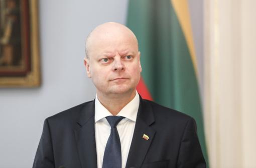 Premjeras ieškos kito kandidato į ekonomikos ministrus
