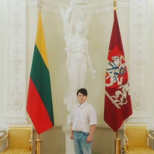 Miroslavas Baranovas: Aktyvus pilietis, degantis meile Lietuvai