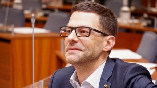 """Š. Gustainis """"MG Baltic"""" teismo posėdyje: bylos tyrėjų labai laki fantazija"""