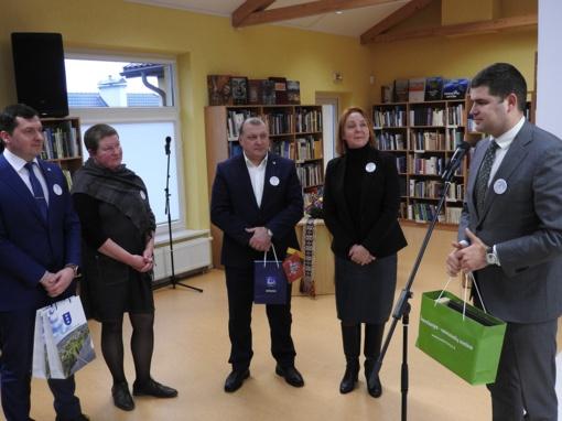 Šventinis Lietuvių kalbos dienų sostinės prisistatymas