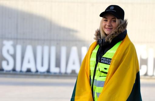 Aistė Černiauskaitė: Lietuva – tai mano namai, nuo pat mažens mano širdyje užimantys svarbią vietą