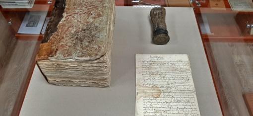 Istorinių relikvijų stabtelėjimas Šiaulių apygardos teisme