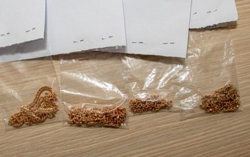 Klaipėdos policija tiria bandymą parduoti netikrą auksą