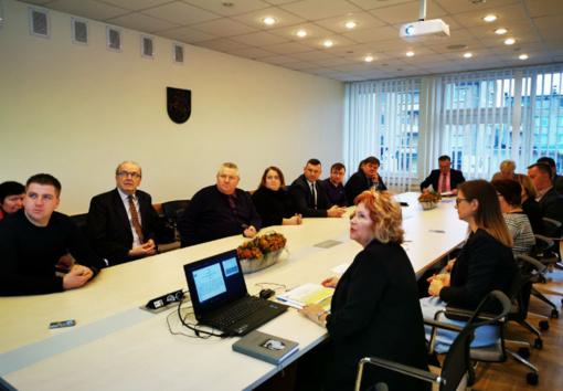 Analizuojama Radviliškio rajono savivaldybės bendrojo ugdymo mokyklų tinklo situacija